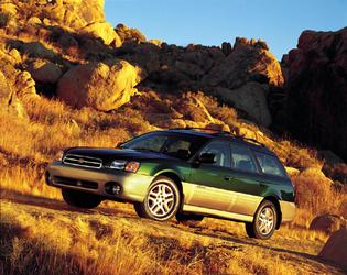 50 Years of Subaru Products
