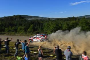 2018 New England Forest Rally