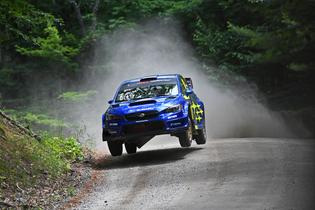 2019 New England Forest Rally