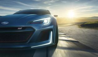 SUBARU OF AMERICA, INC. UNVEILS STI PERFORMANCE CONCEPT AT 2015 NEW YORK INTERNATIONAL AUTO SHOW