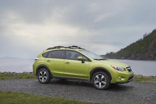 2014 Subaru Crosstrek Hybrid