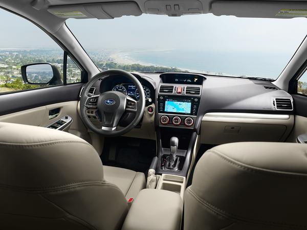 2015 Subaru Impreza for lease near Trenton, New Jersey