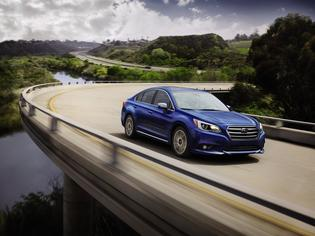 2017 Subaru Outback and Legacy Offer New Trim Levels