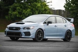 2019 WRX and WRX STI Series.Gray