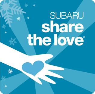 2017 Subaru Share the Love Event