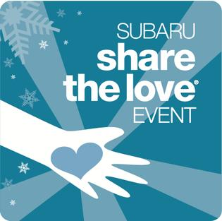 2016 SUBARU SHARE THE LOVE