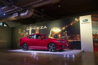 2017 Impreza Sport Sedan