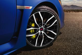 2020 Subaru WRX STI
