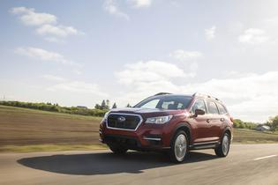 SUBARU RECEIVES FOUR HONORS FROM PARENTS BEST FAMILY CARS OF 2020