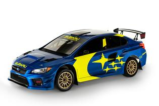 2019 Subaru Livery & Motorsports Branding