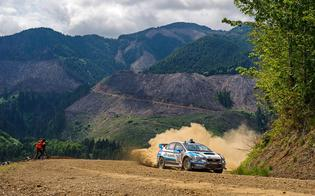 Subaru Rally Team USA Driver David Higgins Could Break 28 Year Rally Record this Weekend