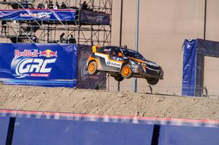 2014 Las Vegas Global Rallycross Season Finale