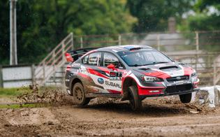 2018 Objibwe Forests Rally Win