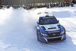 2014 SnoDrift Rally