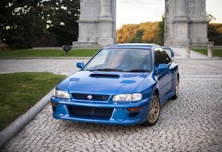 Subaru Vintage Garage- 1998 Impreza 22B STI