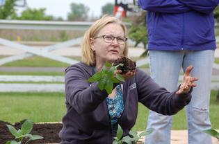 Subaru of America and Lambs Farm Plant a New Set of Skills in Non-Profit Participants
