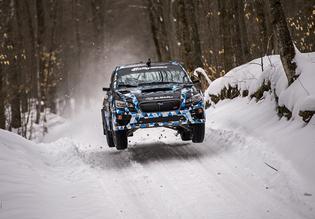 2015 Sno*Drift Rally National Championship Debut