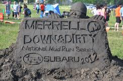 2012 Chicago Mud Run