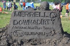 2012 Chicago Mud Run