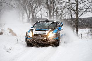 2015 Rally America Championship