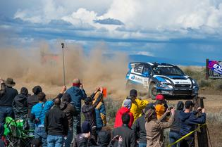 2015 Rally America Championship Oregon Trail Rally