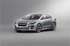 2011 L.A. Auto Show Impreza Concept
