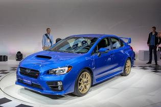2015 Subaru WRX STI in Detroit
