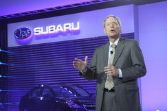 2012 New York International Auto Show