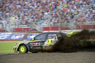 2013 Subaru PUMA RallyCross at Atlanta Motor Speedway