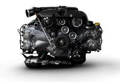 New-generation Subaru Boxer engine