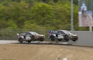 Subaru Rally Team USA Earns Three podiums, Including a Victory on busy Rally/Rallycross Doubleheader Weekend