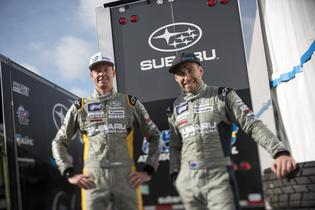 Subaru Surges in Seattle; Atkinson and Sandell Earn Podiums at GRC Seattle Doubleheader
