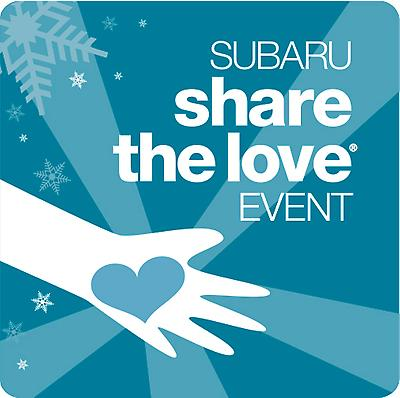 2019 Subaru Share the Love Event