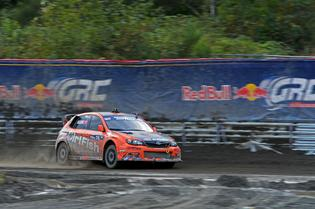 2014 Red Bull Global Rallycross Seattle