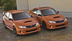 2013 Subaru WRX STI Special Edition