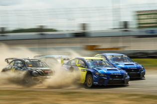 Double Victory at ARX Rallycross of Gateway