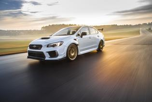 2019 Limited-Edition STI S209