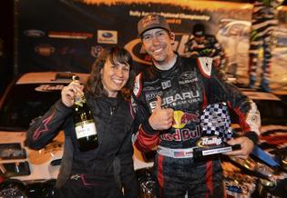 2014 Rally America National Championship