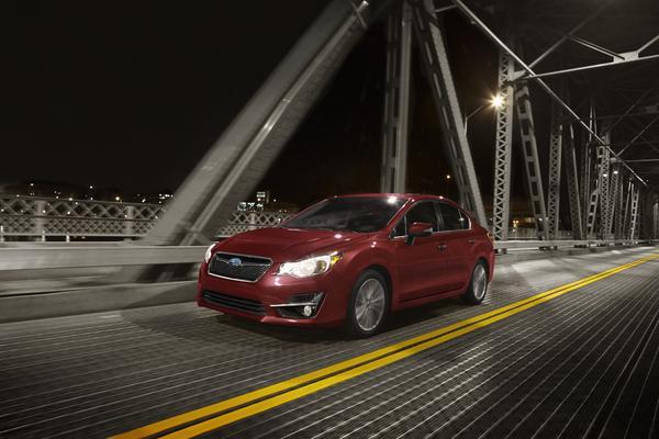 2015 Subaru Impreza for sale near Philadelphia, Pennsylvania