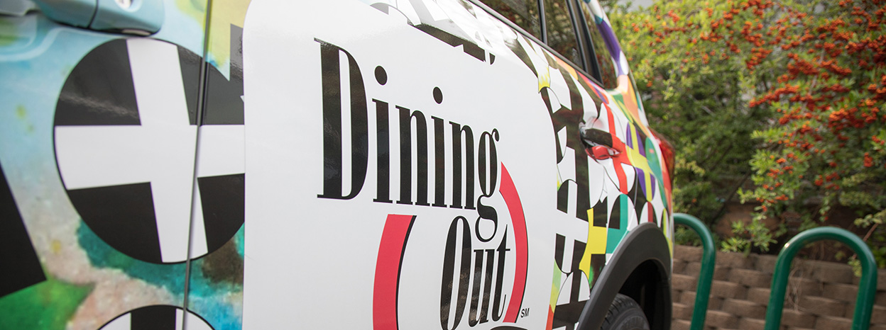 SATISFY YOUR APPETITE TO HELP: DINE OUT FOR HIV/AIDS CARE SPRING 2018