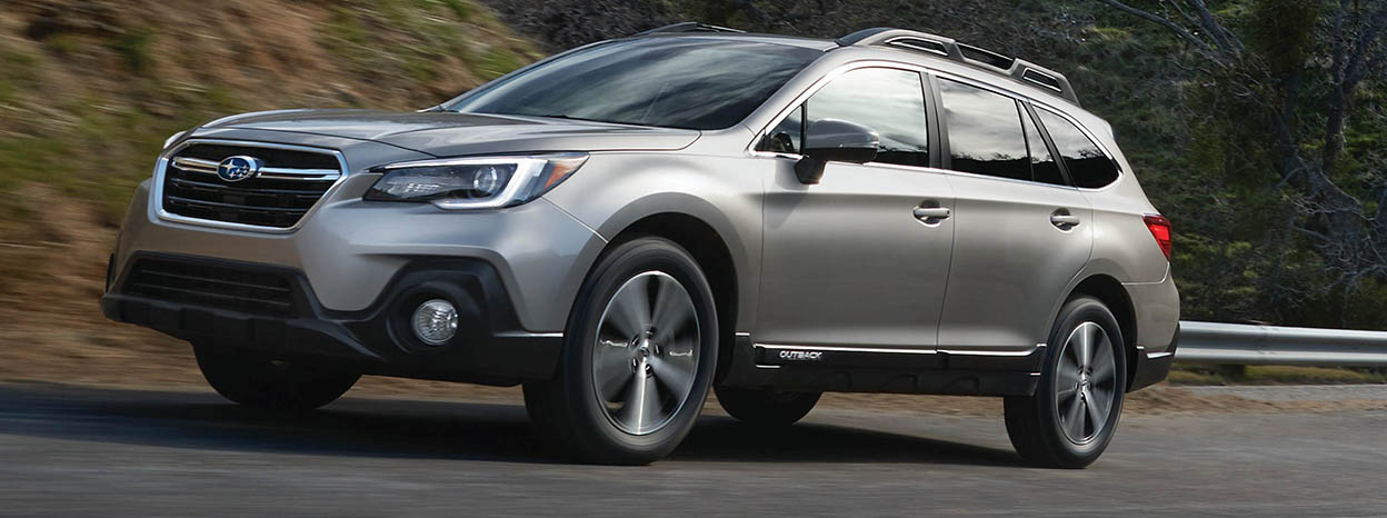 2018 SUBARU OUTBACK AND LEGACY EARN IIHS TOP SAFETY RATING FOR NEW PASSENGER-SIDE CRASH TEST