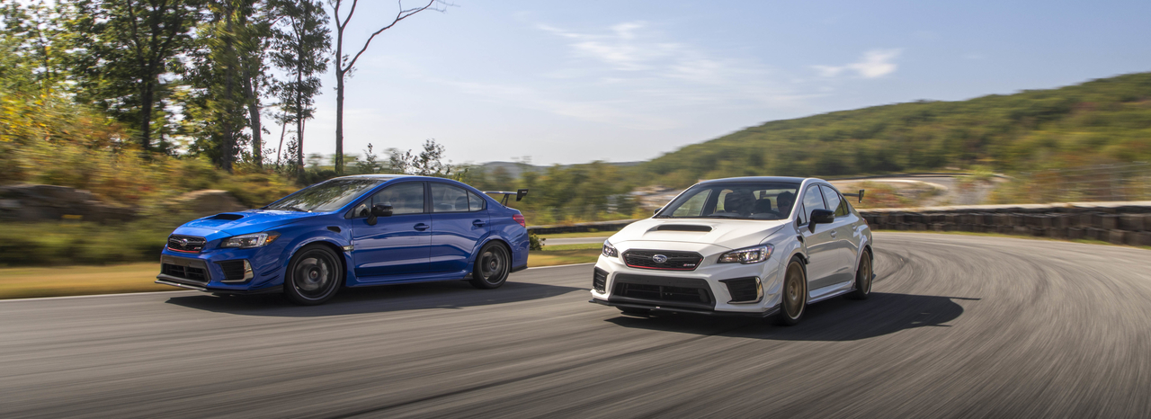 SUBARU ANNOUNCES PRICING ON LIMITED-EDITION STI S209