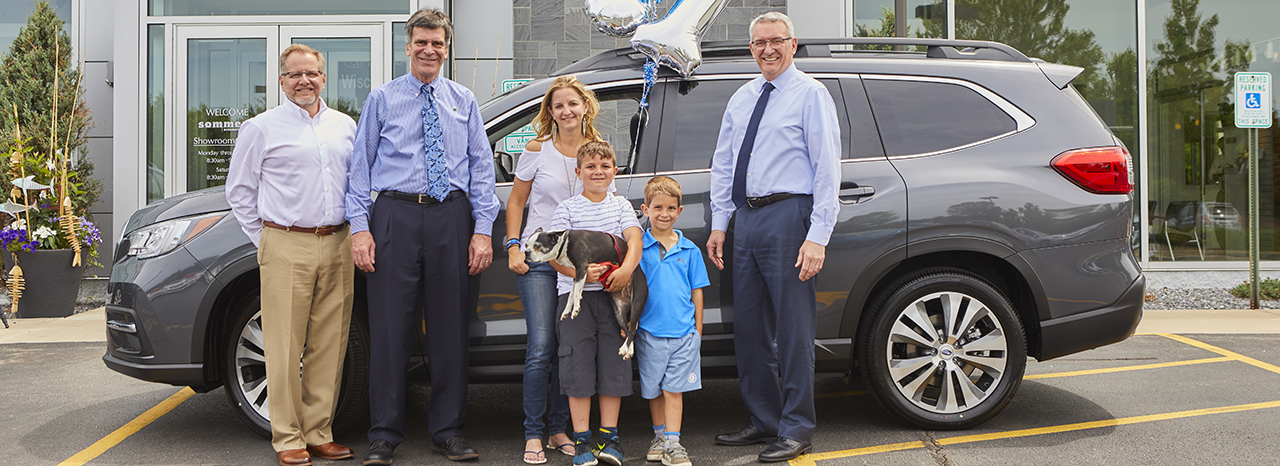 SUBARU OF AMERICA, INC. SELLS FIRST ALL-NEW 3-ROW ASCENT SUV