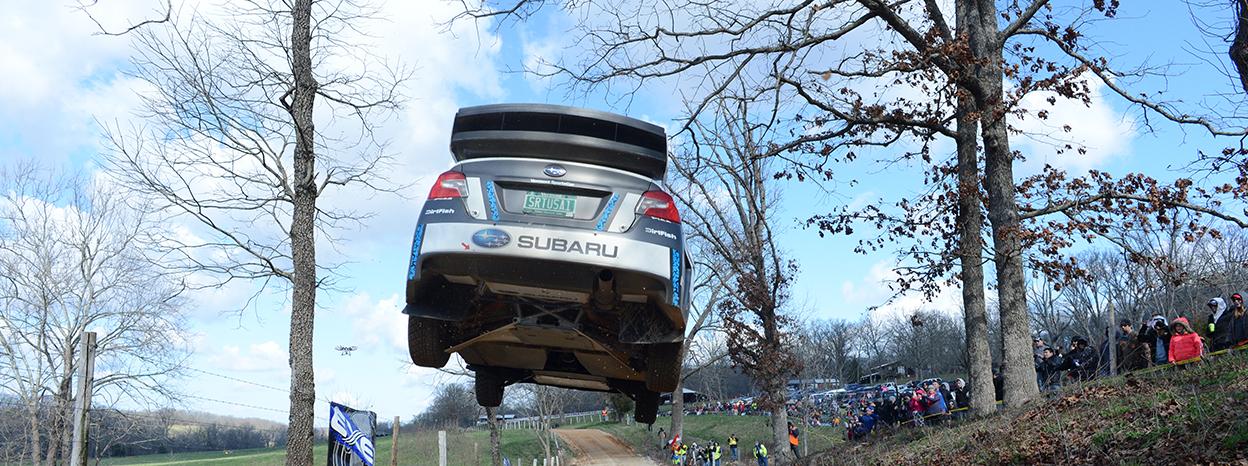 Subaru Confirms Higgins and Pastrana for 2017 Factory Rally Program
