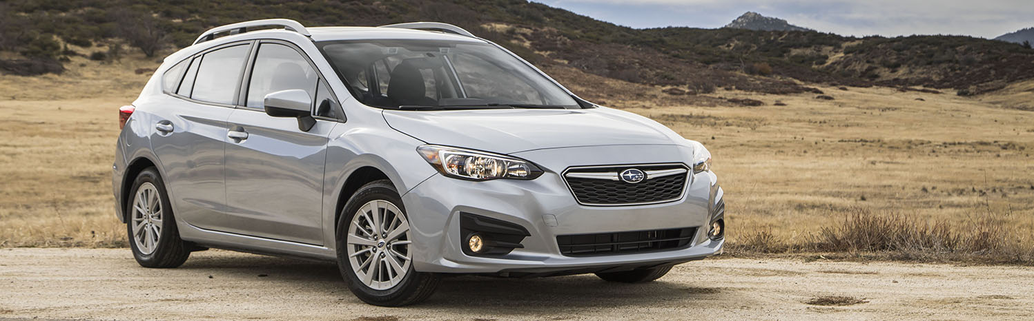 2018 SUBARU IMPREZA NAMED TO KELLEY BLUE BOOK 10 Coolest New Cars Under $20K for 2018