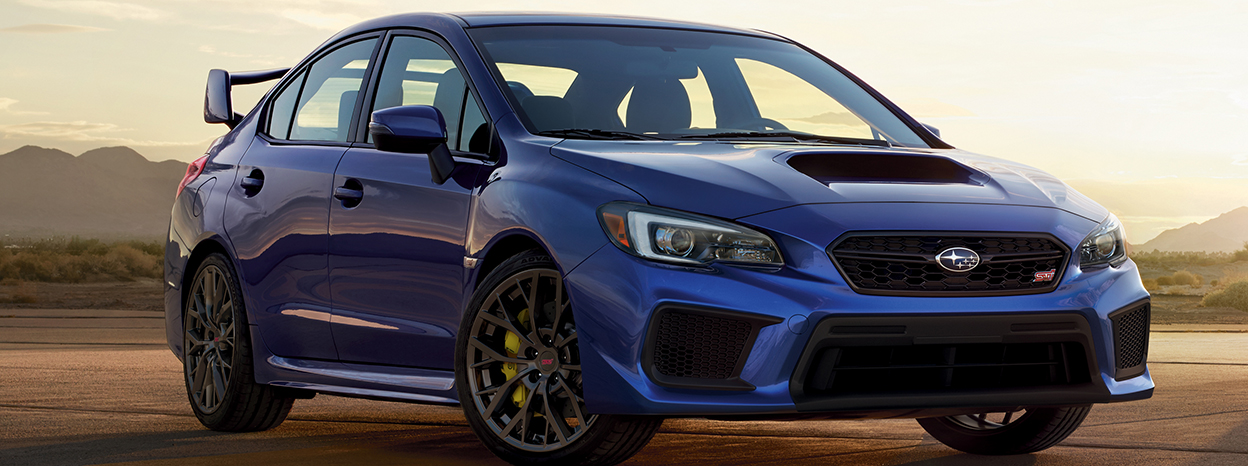 SUBARU DEBUTS 2018 WRX® AND WRX STI® WITH PERFORMANCE, COMFORT AND SAFETY UPGRADES