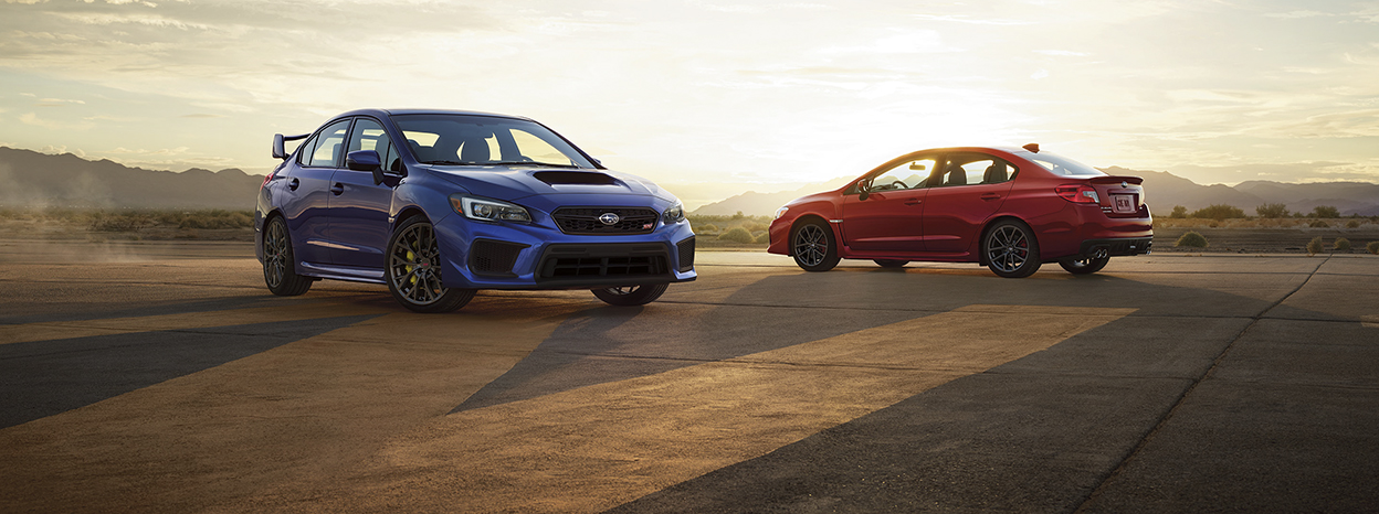 SUBARU OF AMERICA ANNOUNCES PRICING ON UPDATED 2018 WRX® AND WRX STI® MODELS