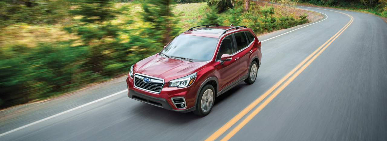 SUBARU EARNS FOUR HONORS IN 2020 ALG RESIDUAL VALUE AWARDS