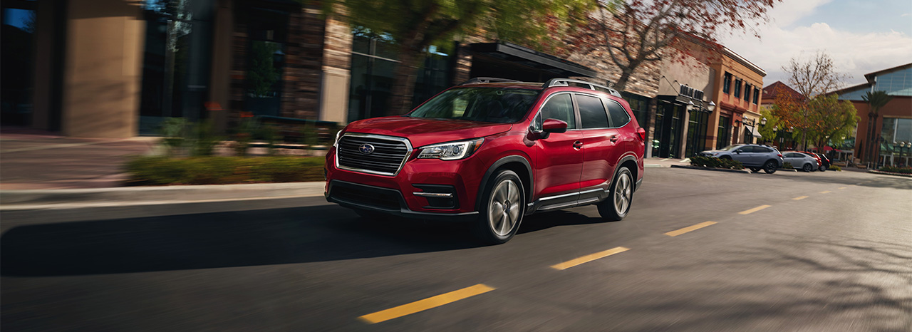 SUBARU OF AMERICA® ANNOUNCES PRICING ON 2020 ASCENT 3-ROW SUV