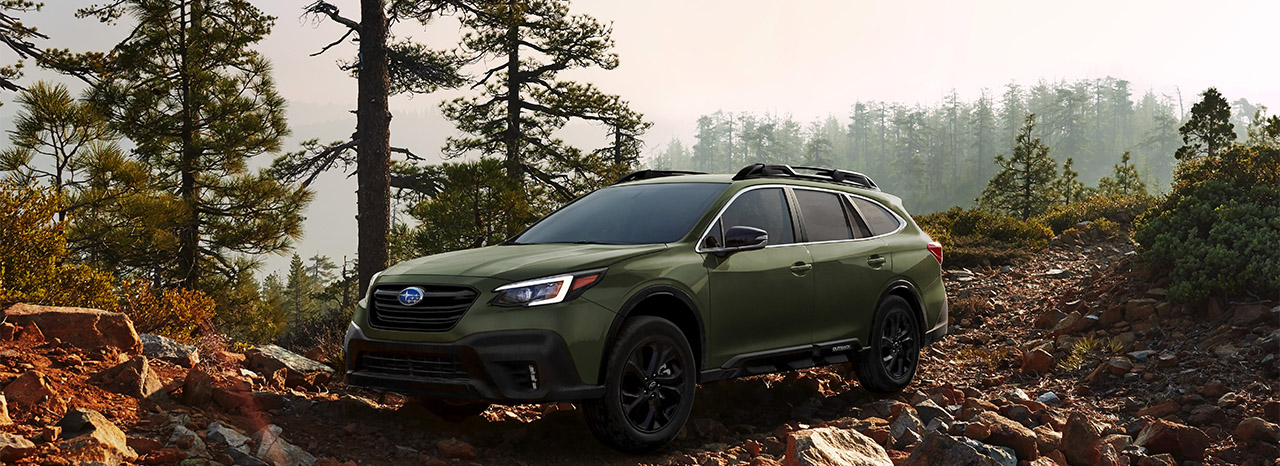 SUBARU DEBUTS ALL-NEW SIXTH-GENERATION 2020 OUTBACK AT NEW YORK INTERNATIONAL AUTO SHOW